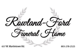 Rowland Ford Funeral Home - North Augusta, SC